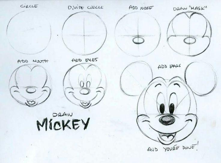 Die besten 25 Micky Maus Tattoos Ideen auf Pinterest  Mickymaus