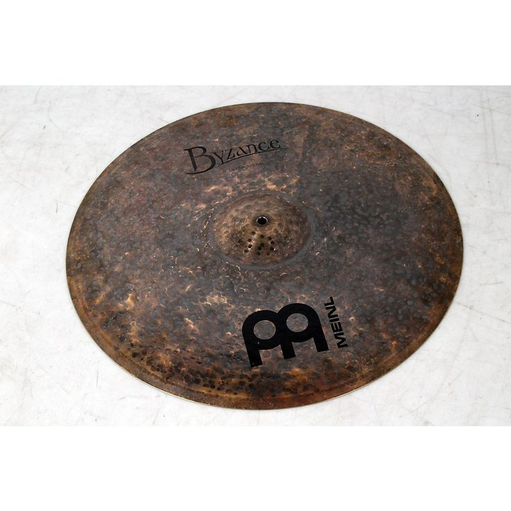 Meinl Byzance Jazz Big Apple Dark Ride Cymbal 22 in. 888365989914