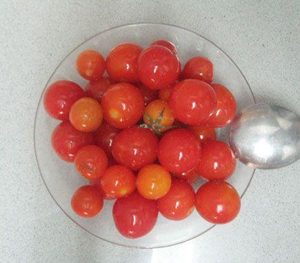 маринованные помидорки шерри - Babyblog.ru - Консервирование помидоров черри