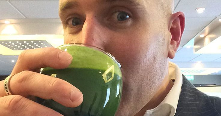 Juicing for Better Mental Health