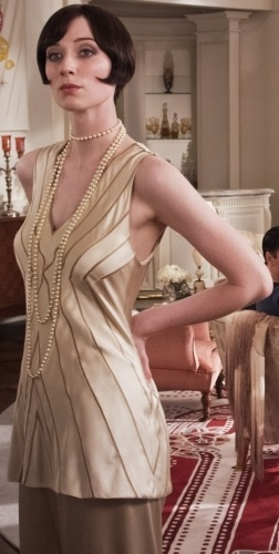 The Great Gatsby Vintage Fashion - Jordan Baker.