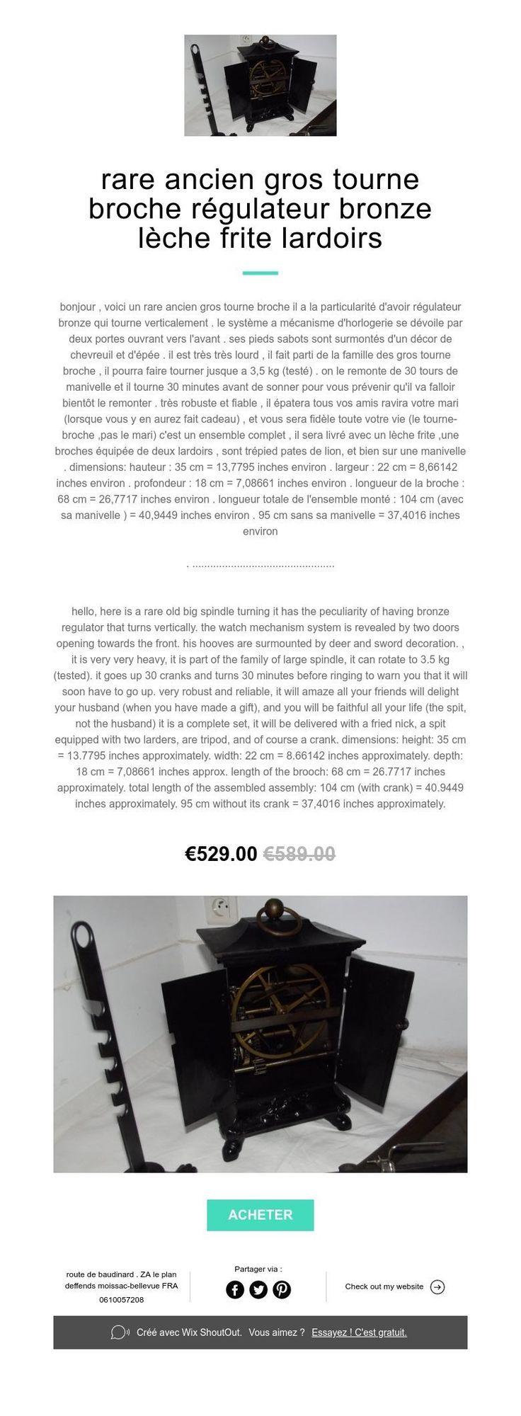 27 best tourne broche clockwork images on pinterest. Black Bedroom Furniture Sets. Home Design Ideas