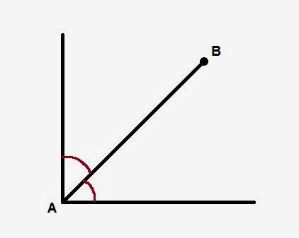 calculate angle from coordinates,coordinate angle,angle distance calculator,coordinate direction angles,javascript cosine,angle between two points,angular distance