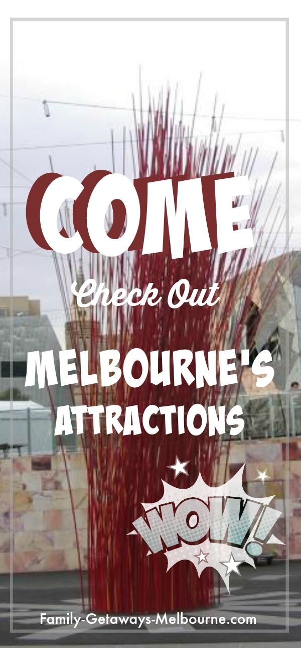 Explore the central business district (CBD) of Melbourne, Australia. With so many city attractions, you won't get bored wandering the streets. Click the 'Read it' button for more information.