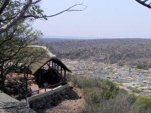 Olifants Restcamp, Kruger National Park, South Africa