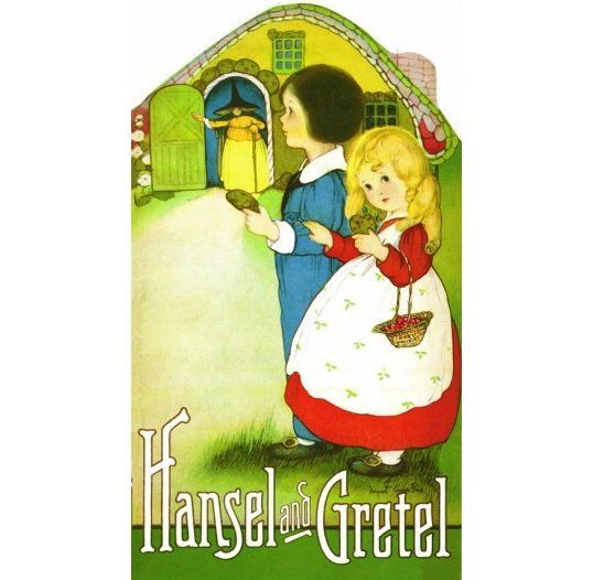 What Alice Found - Hansel and Gretel