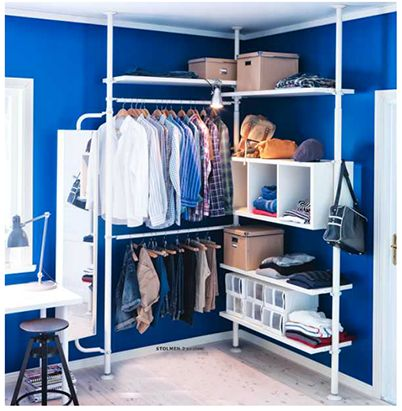 27 best stolmen ideas images on pinterest bedroom bedroom ideas and bedrooms - Ikea cabine armadio componibili ...