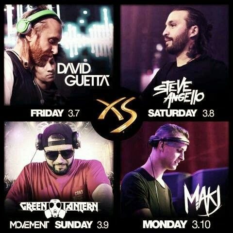David Guetta at XS Las Vegas Nightclub Friday March 14th. 1.855.CITY-VIP(248-9847) CITY VIP CONCIERGE for Tables, Bottles, Tickets, VIP Services and the very BEST of Any & Everything Fabulous in Las Vegas!!! #XSNightclubLasVegas #CityVIPConcierge CLICK HERE FOR TICKETS http://cityvipconcierge.wantickets.com/Events/149004/David-Guetta-at-XS-Las-Vegas/