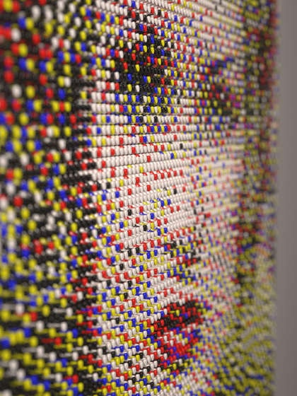 Cool tutorial for creating push-pin art
