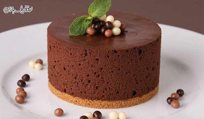 سفارش انواع کیک و دسر در کافه کیوسک با ۳۰ تخفیف و پرداخت از ۲۸۰۰ تومان بجای ۴۰۰۰ تومان Chocolate Desserts Desserts Mousse Cake