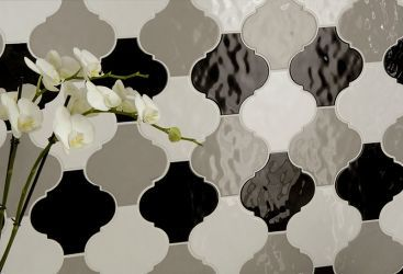 #Tonalite #Arabesque #Silk #Tiles #Piastrelle #Azulejos #Carreaux www.tonalite.it #backsplash tiles #wall tiles #rivestimento #Lantern tiles
