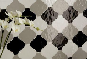 #Tonalite #Arabesque #Silk #Tiles #Piastrelle #Azulejos #Carreaux www.tonalite.it #backsplash tiles #wall tiles #rivestimento #Lantern tiles