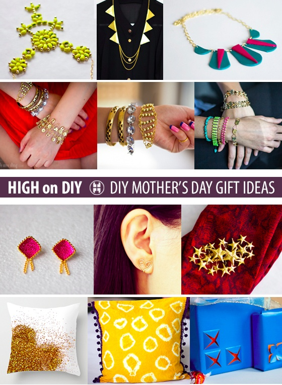 DIY Mother's Day Gift Ideas #MothersDay