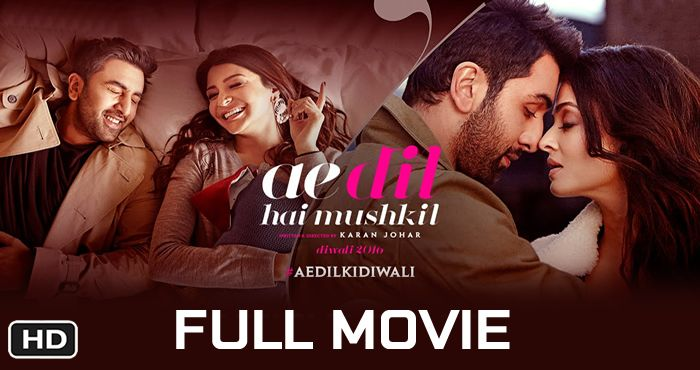 Ae Dil Hai Mushkil Dialogue In English Ae Dil Hai Mushkil 2016 Hd Movie With Images Hd Movies Latest Movie Songs Streaming Movies Free