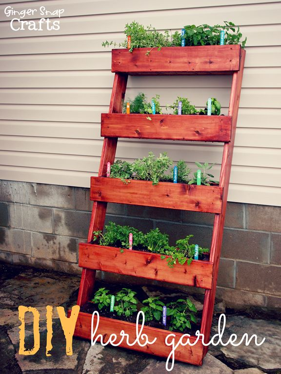 Home depot garden project ideas