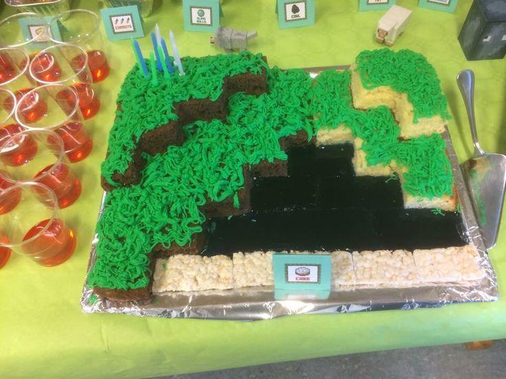 Minecraft - William 9 år