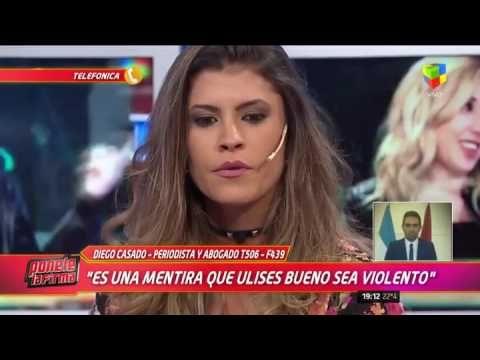 """En Córdoba niegan que Ulises sea violento y acusan a su ex de ser """"una g..."""