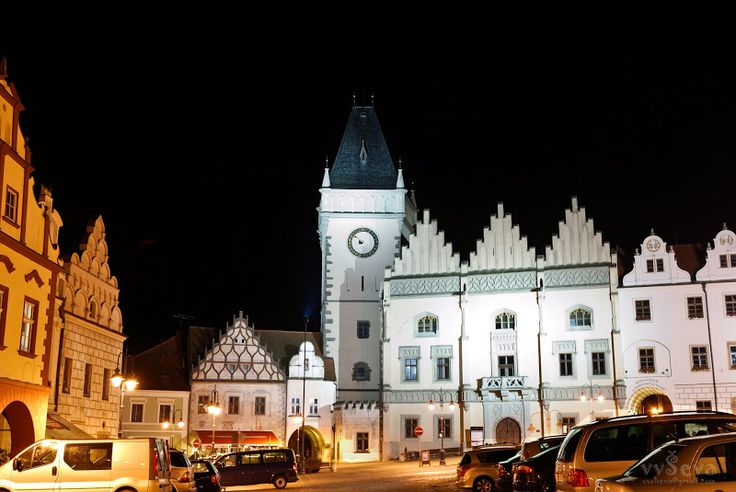 Tábor - Radniční věž (Town hall tower)