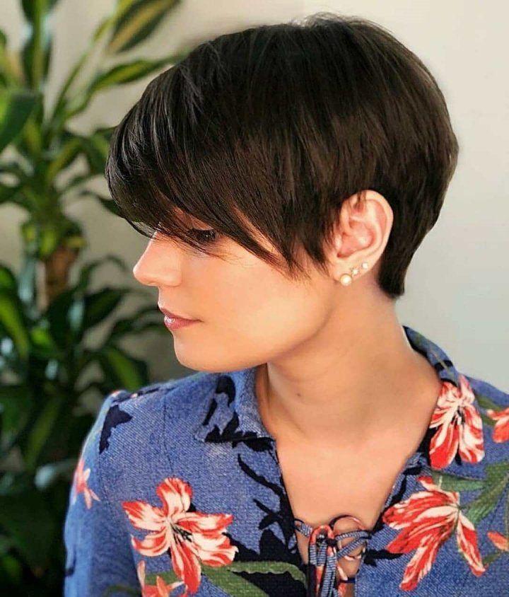 Erstaunlich Kurzhaarfrisuren Frauen 24 Pixie Cut