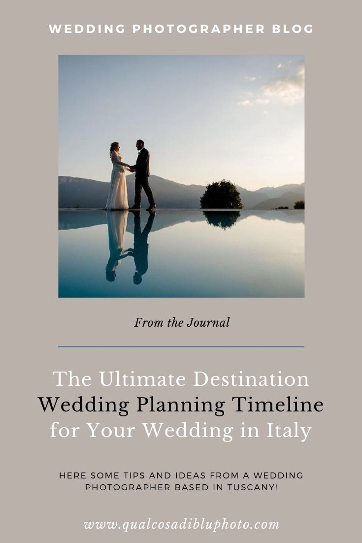 Ultimate Destination Wedding Planning Timeline For Your Wedding In Italy In 2020 Destination Wedding Planning Timeline Wedding Planning Timeline Destination Wedding