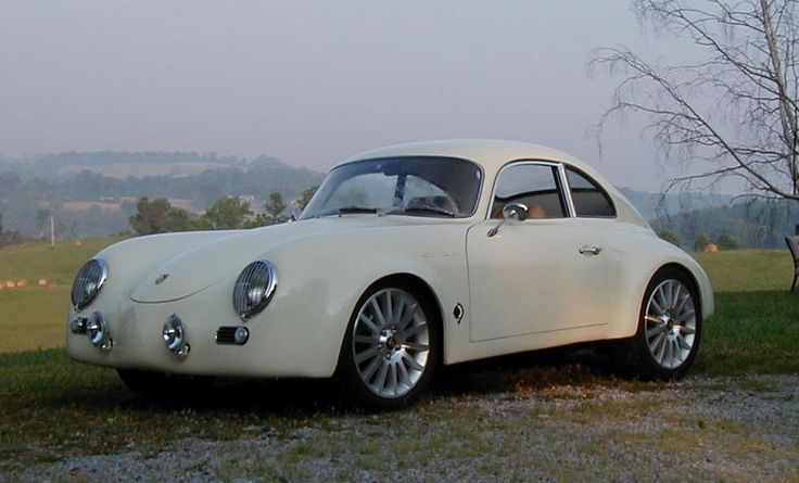 porsche 356 coupe replica with subaru engine modern brakes and suspension cars pinterest. Black Bedroom Furniture Sets. Home Design Ideas