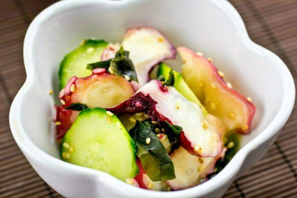 Octopus Salad | Easy Japanese Recipes at JustOneCookbook.com