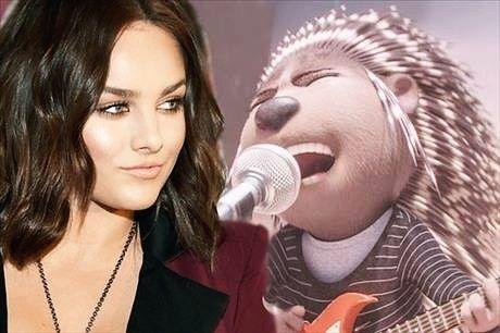 Sing! Zpívej! Ewa Farna dubbing Ash