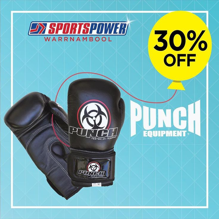 Sportspower Warrnambool has your boxing needs covered with 30% OFF ALL PUNCH BOXING EQUIPMENT!  Come in and celebrate our 7th birthday!  Ends Sunday December 6! #sportspowerwarrnambool #sportspower #spwarn #shop3280 #7thbirthday #weturned7 #birthday #birthdayspecials #birthdaysales #sale #happybirthday by sportspower_warrnambool