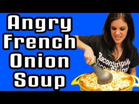 One of the episodes of Epic Meal Time that is closest to 'from scratch' and that I may actually consider eating.  Gotta love french onion soup.