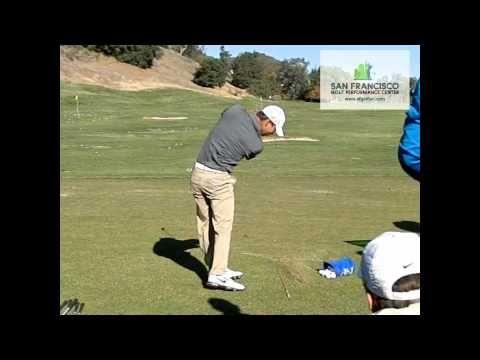 Anthony Kim Golf Swing DL & FO Slow Motion - YouTube