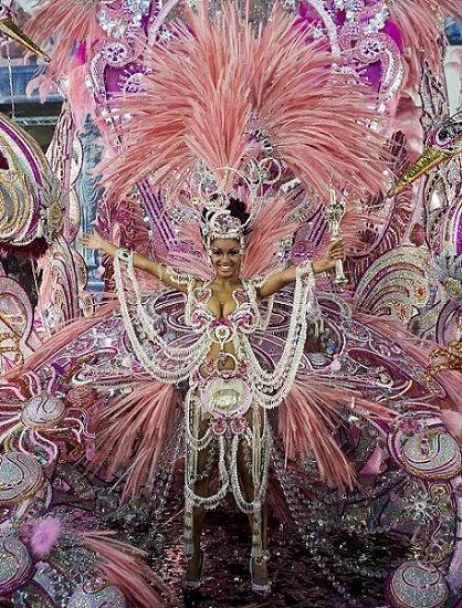 Le carnaval de Tenerife