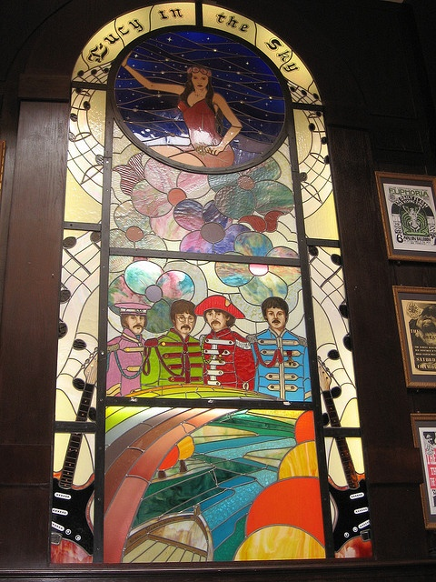 The Beatles, Hard Rock Cafe, Montreal