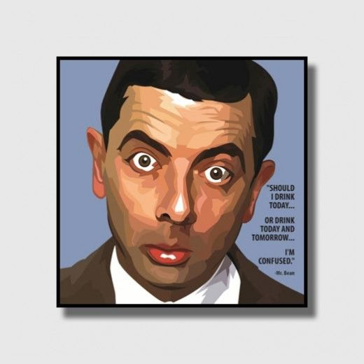 Mr. Bean Frame