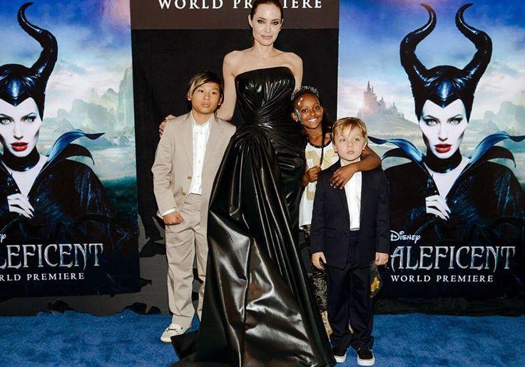 Η Οικογένεια Τζολί –Πιτ Σύσσωμη Στην Πρεμιέρα Της 'Maleficent'.(photos)  http://championsland.blogspot.com/2014/05/oikogeneia-jolie-pitt-stin-premiera-tis-Maleficent.html