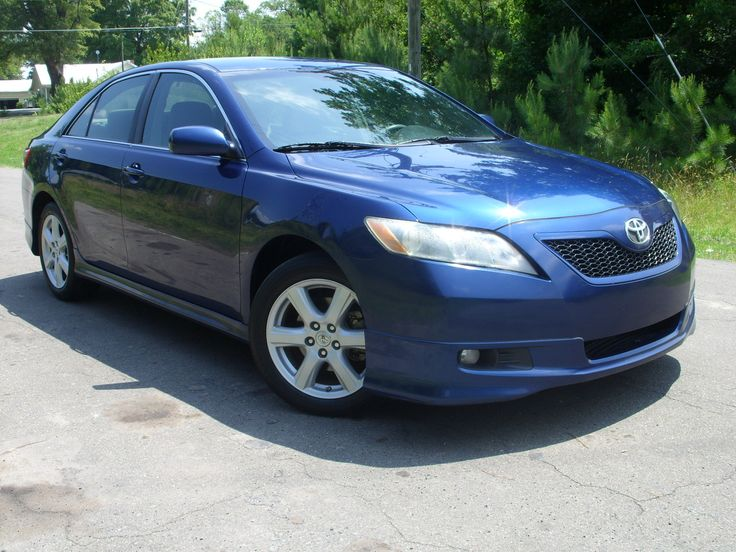 Used 2007 Toyota Camry LE (A5) For Sale | Durham NC