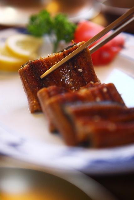 Anguila, deliciosa con arroz. #japanrestaurantweek http://japanrestaurantweek.atrapalo.com/