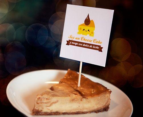 Tarta de queso con dulce de leche para #Mycook http://www.mycook.es/receta/tarta-de-queso-con-dulce-de-leche/