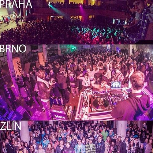 Three crazy #snowporning parties in one week. Of course we continue! Coz #lifeisporno