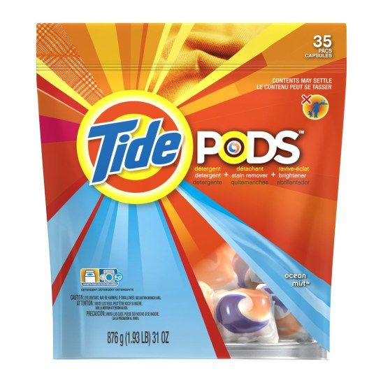 Tide Pods Coupon Makes Them $3.99 (Reg. $9.99) At Target!