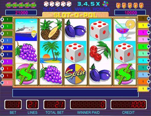 Казино Вулкан играть на деньги на автомате Slot o Pol Deluxe.  Игровой автомат Slot o Pol Deluxe от разработчиков Casino Technology отлично подойдет игрокам казино Вулкан которые любят лето и трату денег на морских курортах.