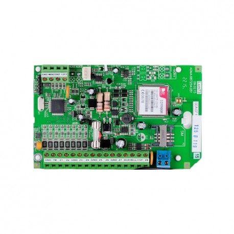 Комплект модернизации старых приборов приемно-контрольных охранных Лунь-3 и Лунь-5 на современный ППК Лунь-7Т. Предназначение: пультовая сигнализация. Количество: зон — 8 ШС (расширение до 240 ШС), групп — 1 шт, датчиков — до 10 шт на 1 зону. Канал связи ППК-ПЦН: GSM. Тип зон: охранные (настраиваемые). Возможность удаленного управления 1 выходом сухого контакта.