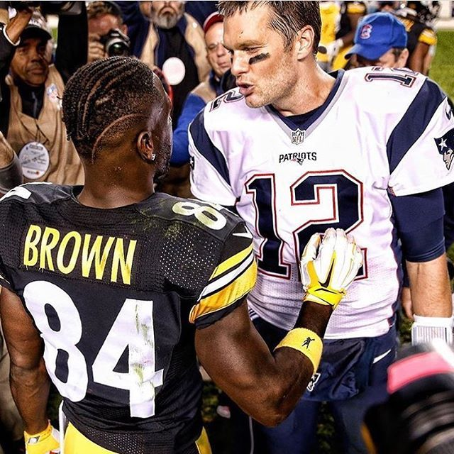 Steelers are next!#patriots #steelers #playoffs #afc #nfl #football #ab #tombrady #goat #patsnation #pats4life