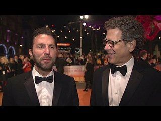 The Second Best Exotic Marigold Hotel: Jonathan King & Jim Berk London Premiere Interview --  -- http://www.movieweb.com/movie/the-second-best-exotic-marigold-hotel/jonathan-king-jim-berk-london-premiere-interview