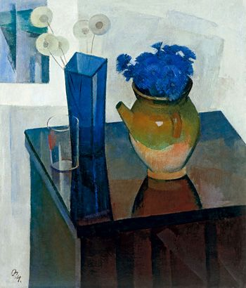 Тихая жизнь за ленинградским столом. О натюрморте в творчестве ленинградских художников 1960-1970 годов