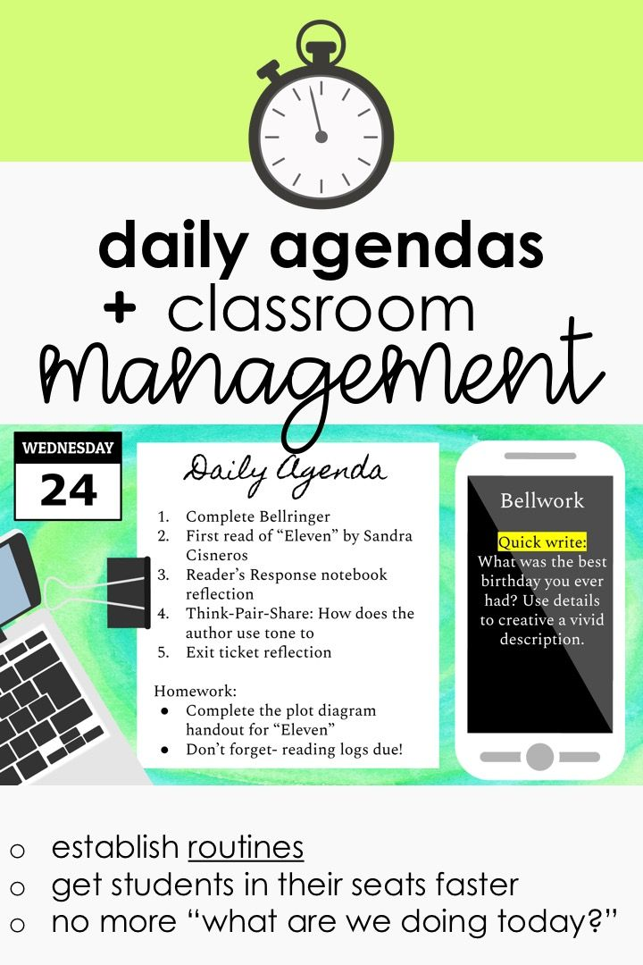 Daily Agenda Google Slides Set 2 Classroom Routines And