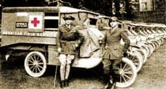WWI: Organizing the Field Service