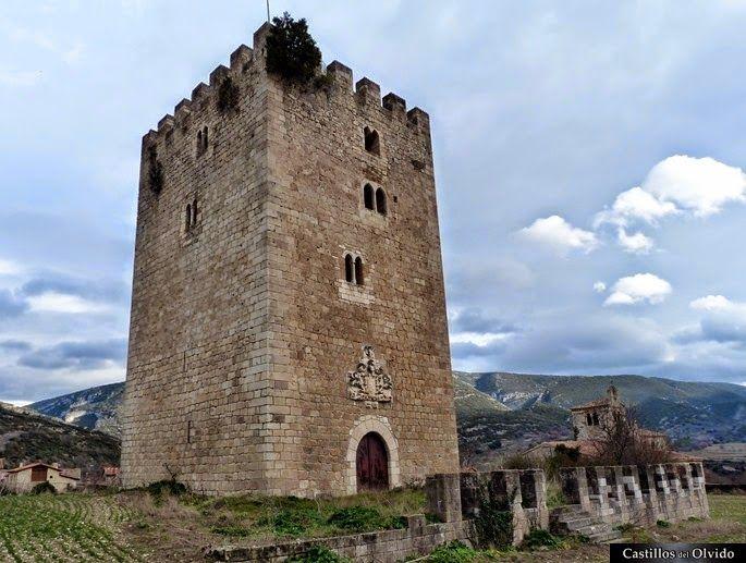 Torre de Valdenoceda de Valdivielso