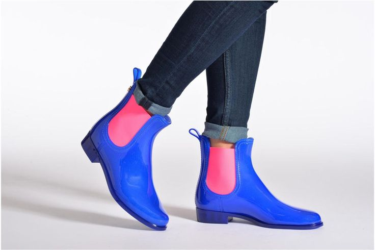 Lemon Jelly Chelsea Boots