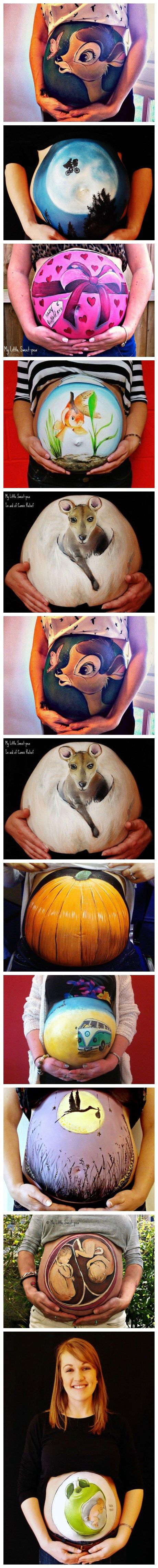 Bump Painting - Be Creative & Have Fun | DIY Tag