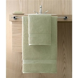 Best Green Inspired Bathroom Designs Images On Pinterest - Plush towels for small bathroom ideas